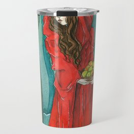The Red Witch Travel Mug