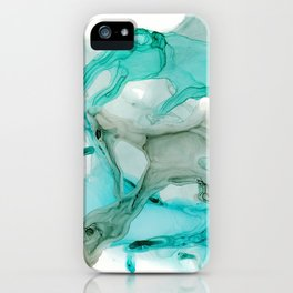 Aqua Life iPhone Case