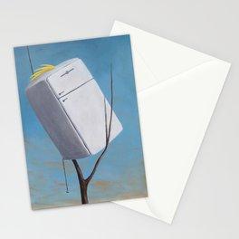 Sulfur Crested Kelivinator Stationery Cards
