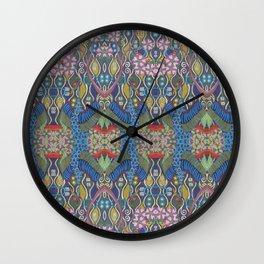 Crane Repeat Wall Clock