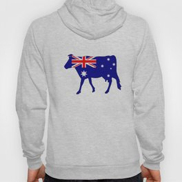 Australian Flag - Cow Hoody