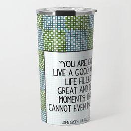 Great and Terrible Moments Travel Mug