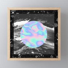 YOU CAUSED IT Framed Mini Art Print