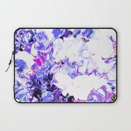 SWEETPEA BLUE/WHITE Laptop Sleeve