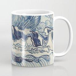 Landscape with Houses Coffee Mug