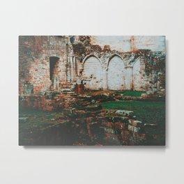 Ruins of Culross Metal Print