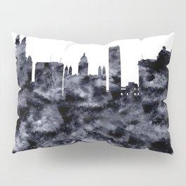 Liverpool Skyline Great Britain Pillow Sham
