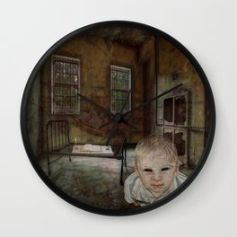 Room 13 - The Boy Wall Clock