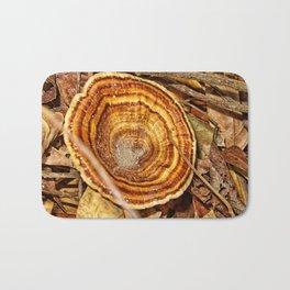 Beautiful Bracket Fungi Bath Mat
