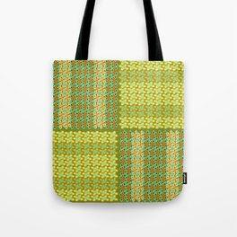 Westwork Patchwork II -Yello Tote Bag