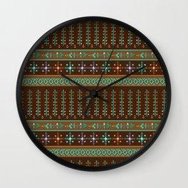 barre Wall Clock