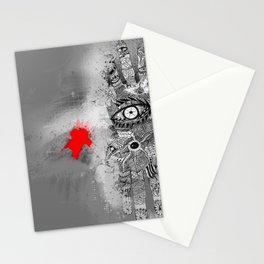 On/off Stationery Cards