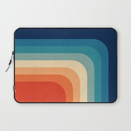 2635e14a15afb Retro 70s Color Palette III Laptop Sleeve