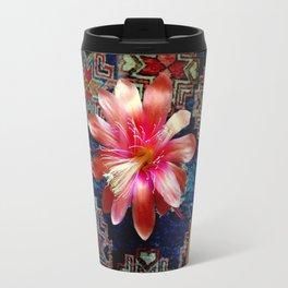 Cactus Flower By Design Travel Mug