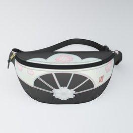 Sakura wind Fanny Pack