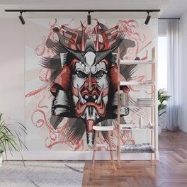 Masck Samurai Wall Mural