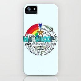 Hargiloops iPhone Case