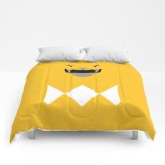Yellow Ranger, Power Ranger, Hero Comforters
