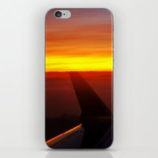 Sunset at 30,000 Feet iPhone & iPod Skin
