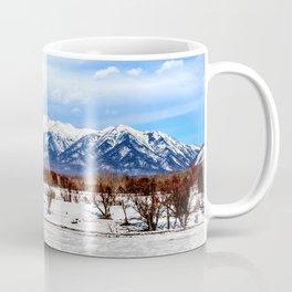 Sayan Mountains Coffee Mug