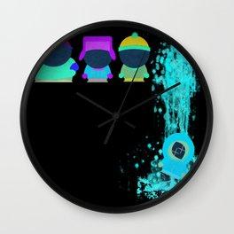 You Bastards.  Wall Clock