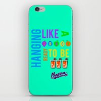 lyrics iPhone & iPod Skins featuring FROOT lyrics by Illuminany