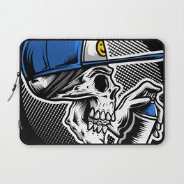 Skull vandal Laptop Sleeve