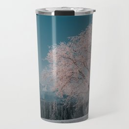First light - Landscape and Nature Photography Travel Mug