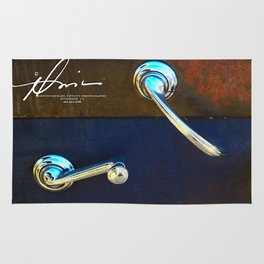 Classic Knobs Rug