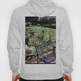 The Color of Rain Hoody