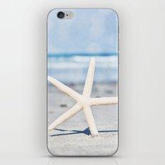 Starfish By The Seashore  iPhone & iPod Skin