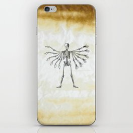 12 arms to hug you iPhone Skin