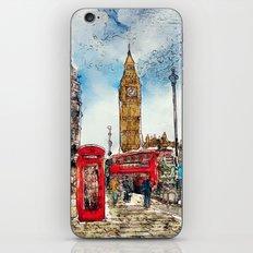 London Icons iPhone & iPod Skin