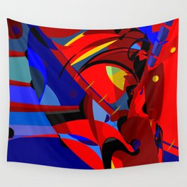 Strategic Doubt Wall Tapestry