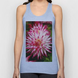 Glowing Beauty Unisex Tank Top