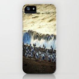gulls resting iPhone Case
