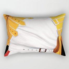 Legend, music painting Rectangular Pillow
