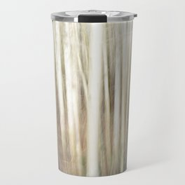 Abstract Aspens Travel Mug