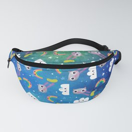 Lazer Cat Carry All Fanny Pack