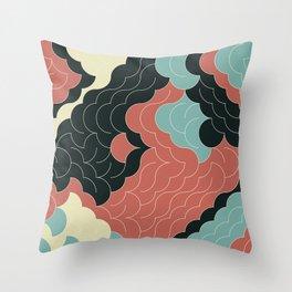 Abstract Geometric Artwork 92 Throw Pillow