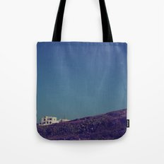 House on a Hill II Tote Bag
