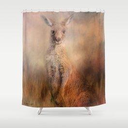 Meet The Neighbour Shower Curtain