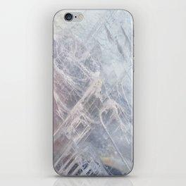 Linear Quartz iPhone Skin