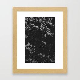 Lves Framed Art Print