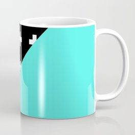 Memphis pattern 78 Coffee Mug