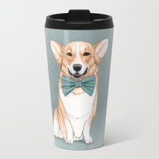 Corgi Dog Travel Mug