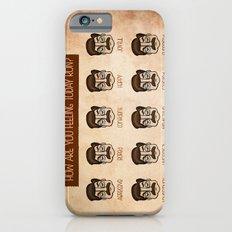 Ron Swanson 5 iPhone 6s Slim Case
