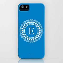 The Circle of E iPhone Case