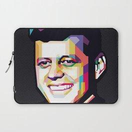 John F. Kennedy Laptop Sleeve
