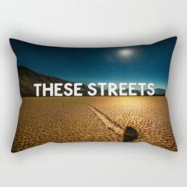 Bastille - These Streets #2 Rectangular Pillow